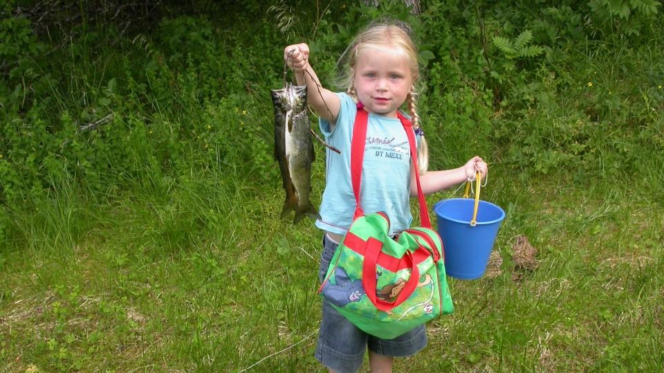 Barnas fiskefestival