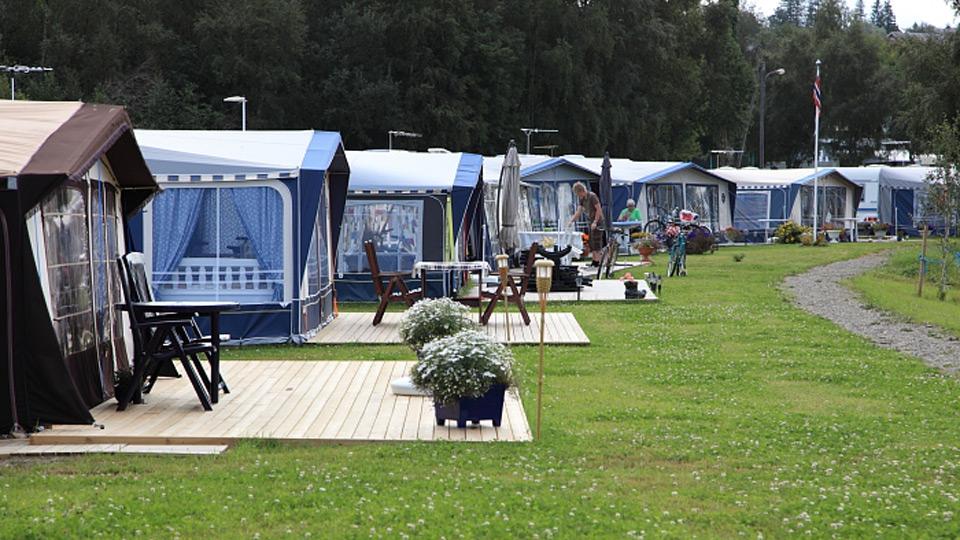 Campingsesongen åpner!