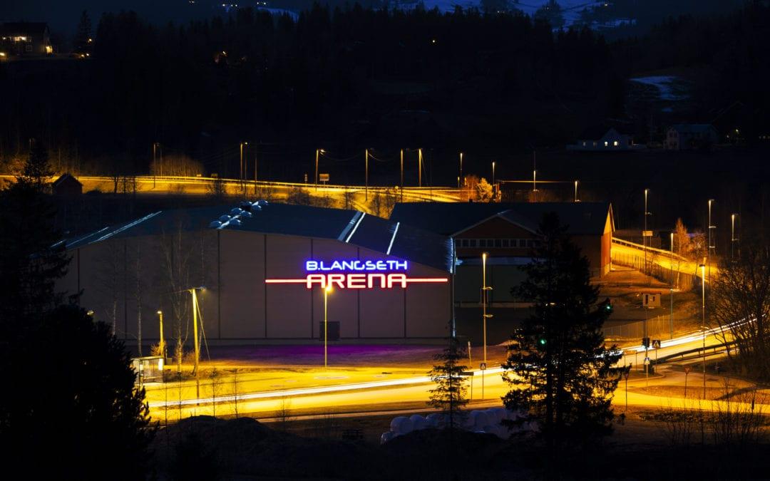 B. Langseth Arena
