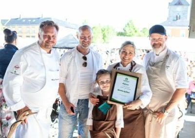 Årets nyhet Matfestivalen Trondheim 2017